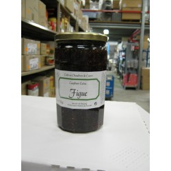 CONFITURE DE FIGUES POT DE 750 GR