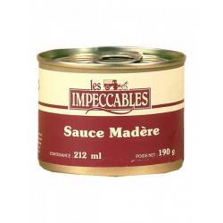 SAUCE MADERE 1/4