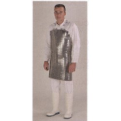 TABLIER PROTECTION INOX