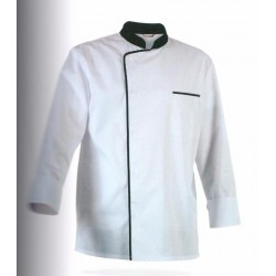 VESTE ENERGY ML BLANC/NOIR