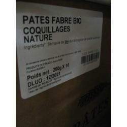 COQUILLAGES NATURE 250 GR LE CT DE 12