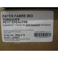 TORSADES BIO DE PETIT EPEAUTRE LE CT DE 16 X 250 G
