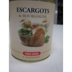 ESCARGOTS BOURGOGNE RHF 8 DZ  4/4