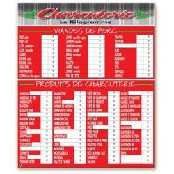 TABLEAU CHARCUTERIE  50/40