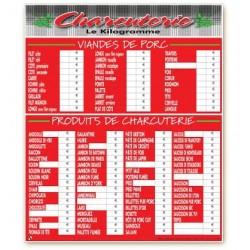 TABLEAU CHARCUTERIE 77/70.5