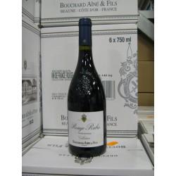 VIN DE FRANCE CUVEE BOUCHARD ROUGE/BLANC/ROSE BTLE 75 CLS