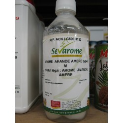 AMANDES AMERES AROME FLACON 1/2 L
