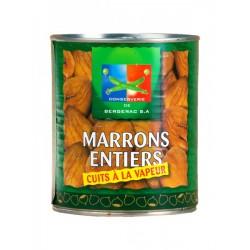 MARRONS ENTIERS 4/4