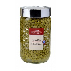 PETITS POIS EXTRA FINS 72 CL