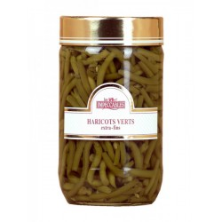 HARICOTS VERTS EXTRA FINS VRAC 72 CL