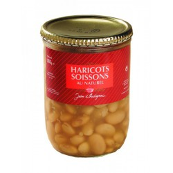 HARICOTS SOISSONS NATURE 85 CL