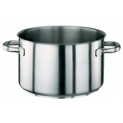 BRAISIERE INOX 2 ANSES D 28 A/COUV.