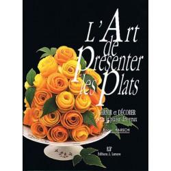 ART PRESENTER LES PLATS